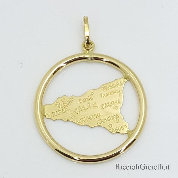 Ciondolo Sicilia